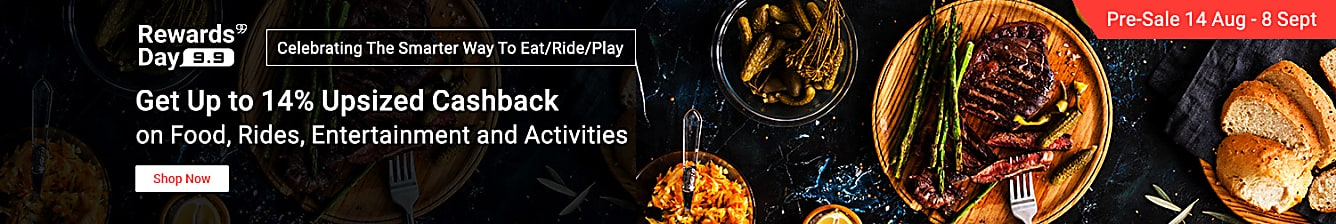 99 Smarter way to eat/ride/play