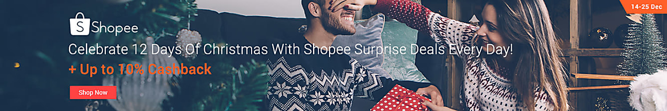 Shopee Surprise Christmas