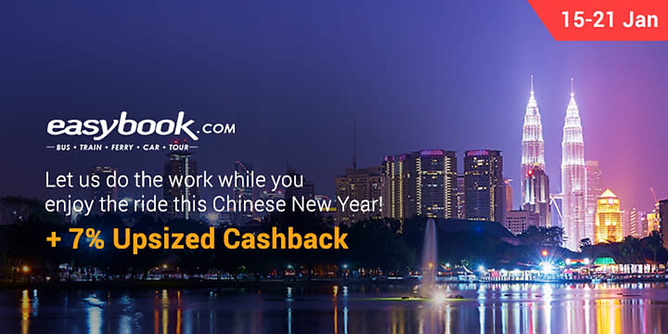 Easybook 7% upsized cashback 15-21 jan