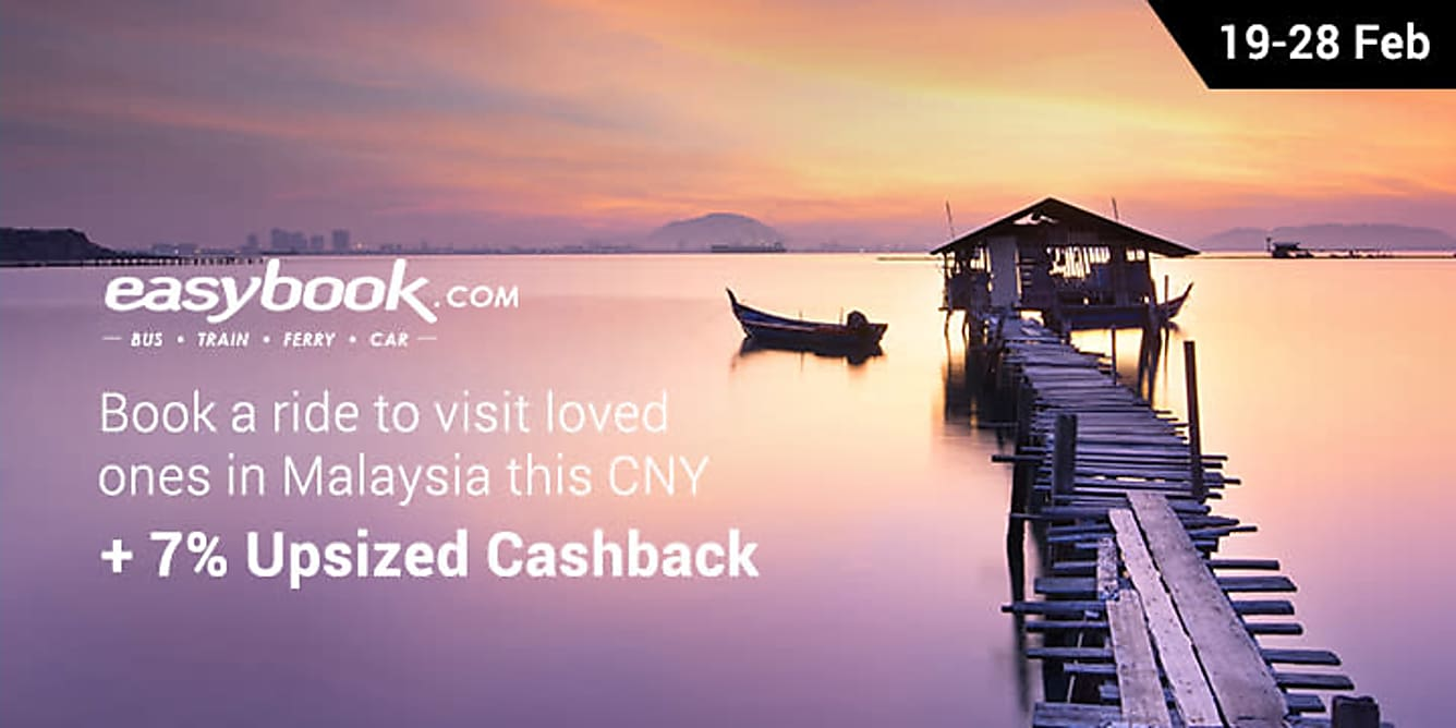 Easybook 7% upsized cashback 19-28 Feb