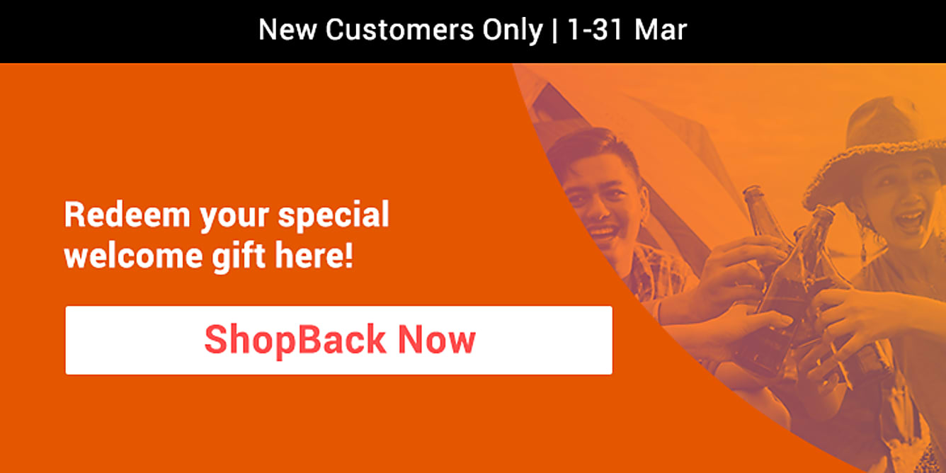 New customer deals for march 2018