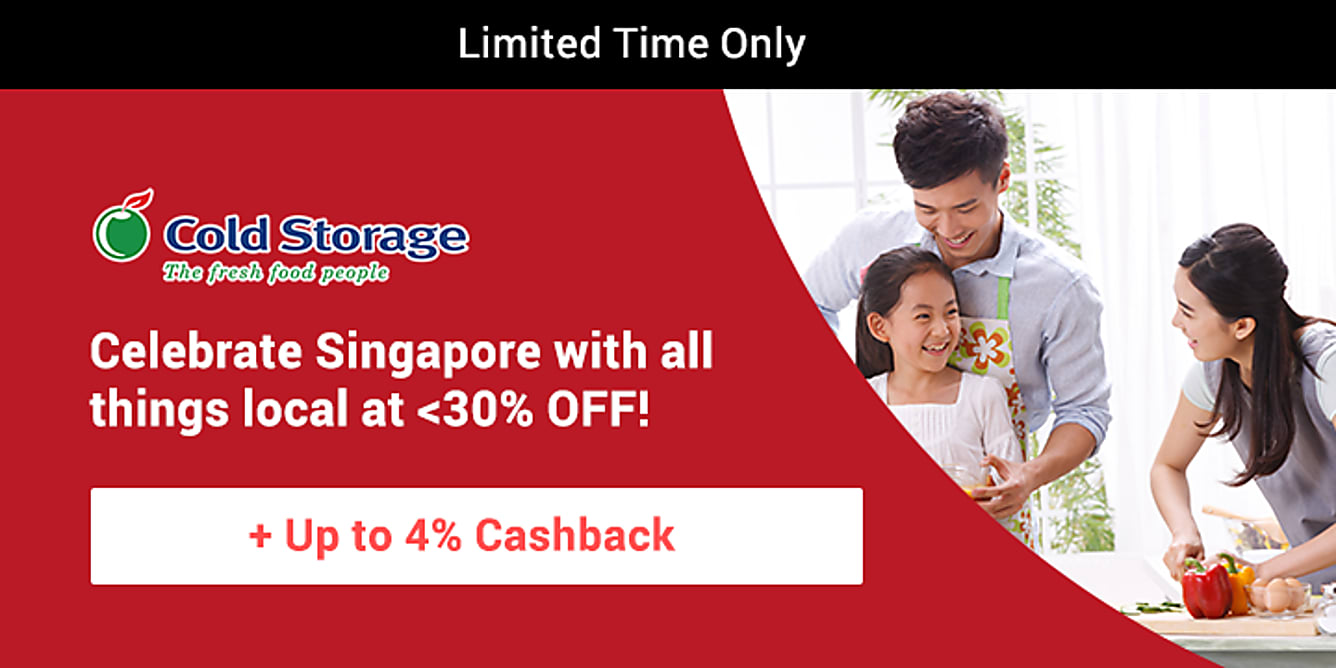 cold storage up to 30% off