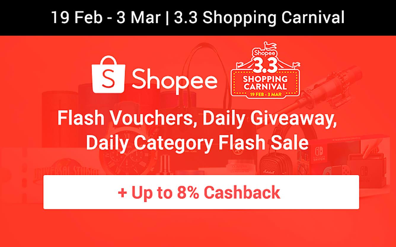 Shopee TEASER 3.3