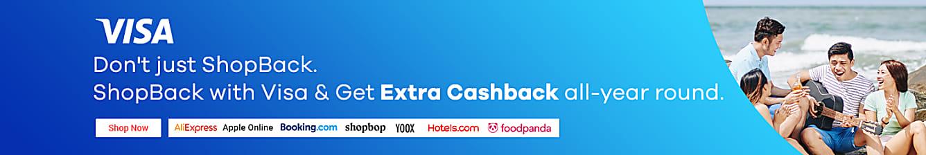 visa cashback