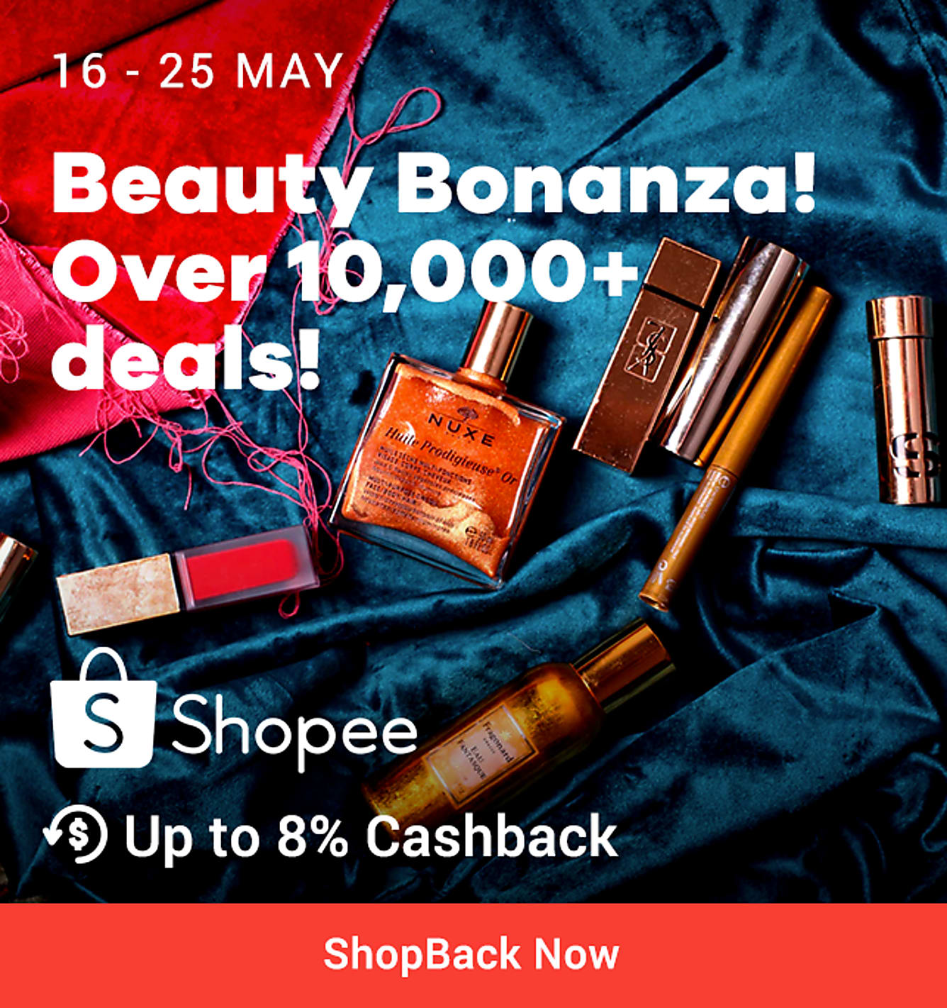 shopee beauty bonanza