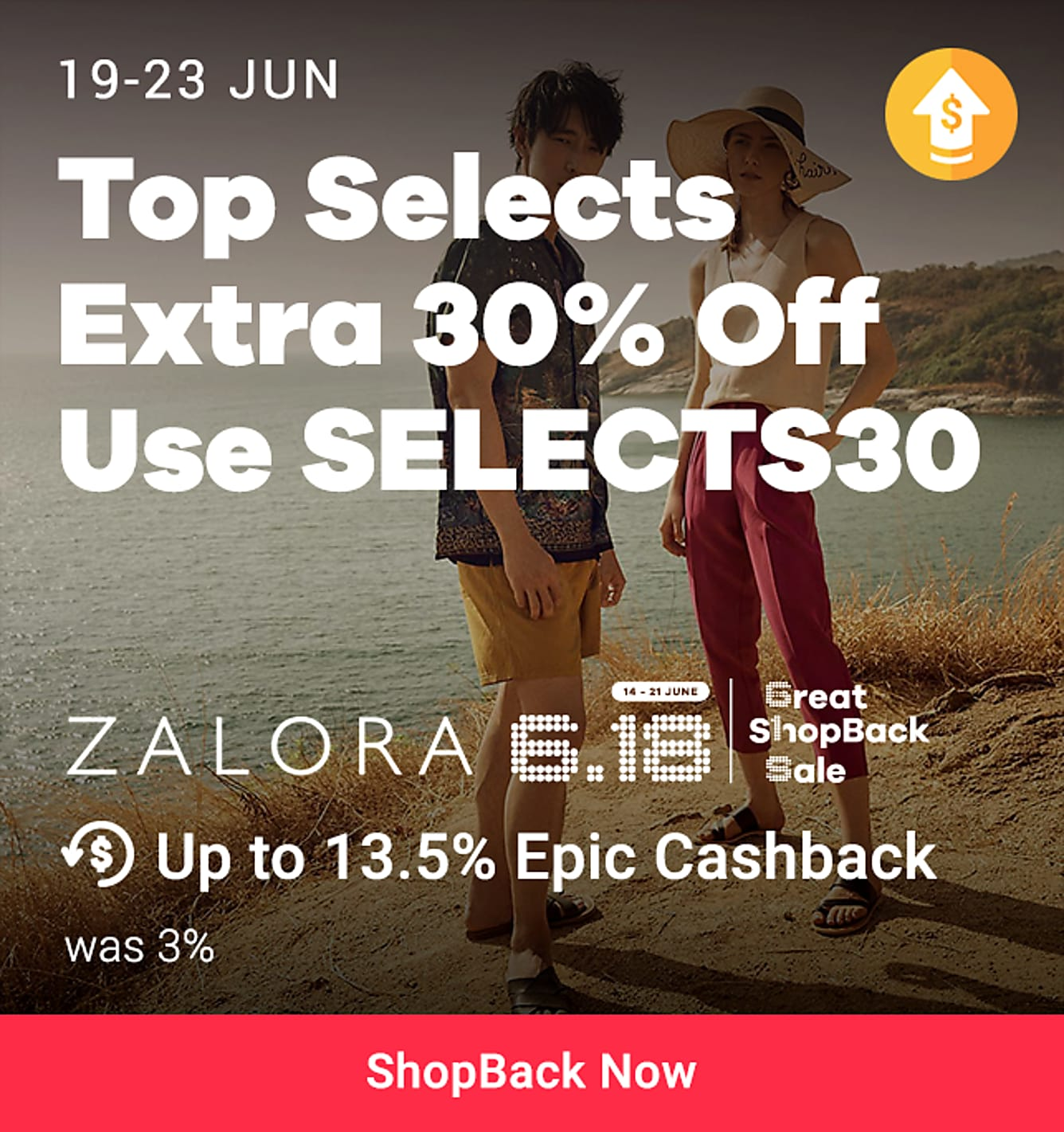zalora selects30