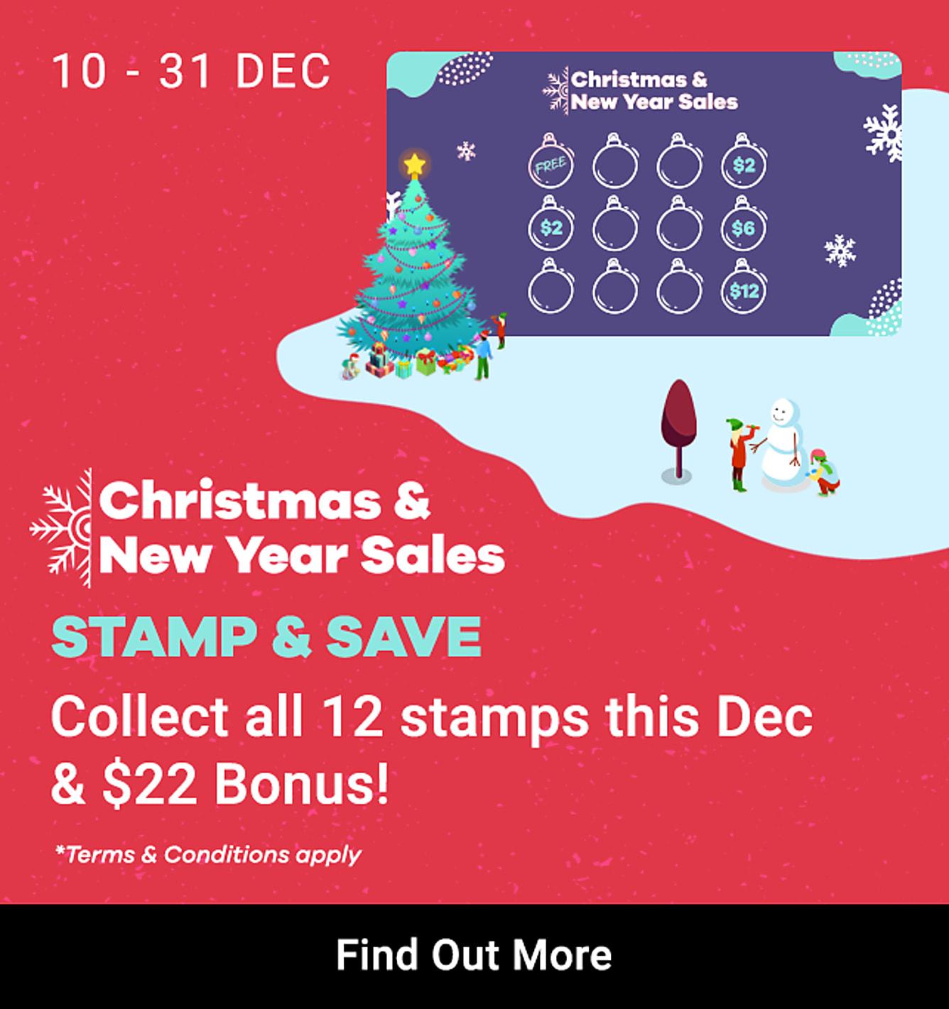 12.12 Stamp & Save