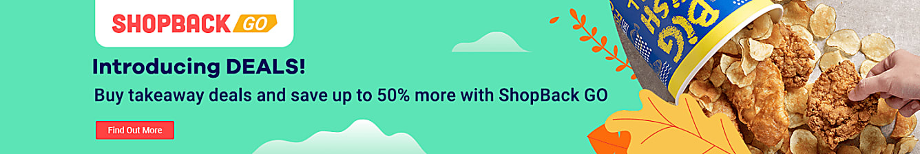 shopback go save up to 50% more