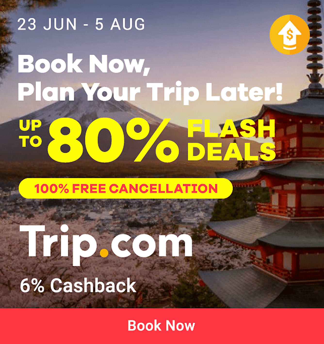 trip.com flash