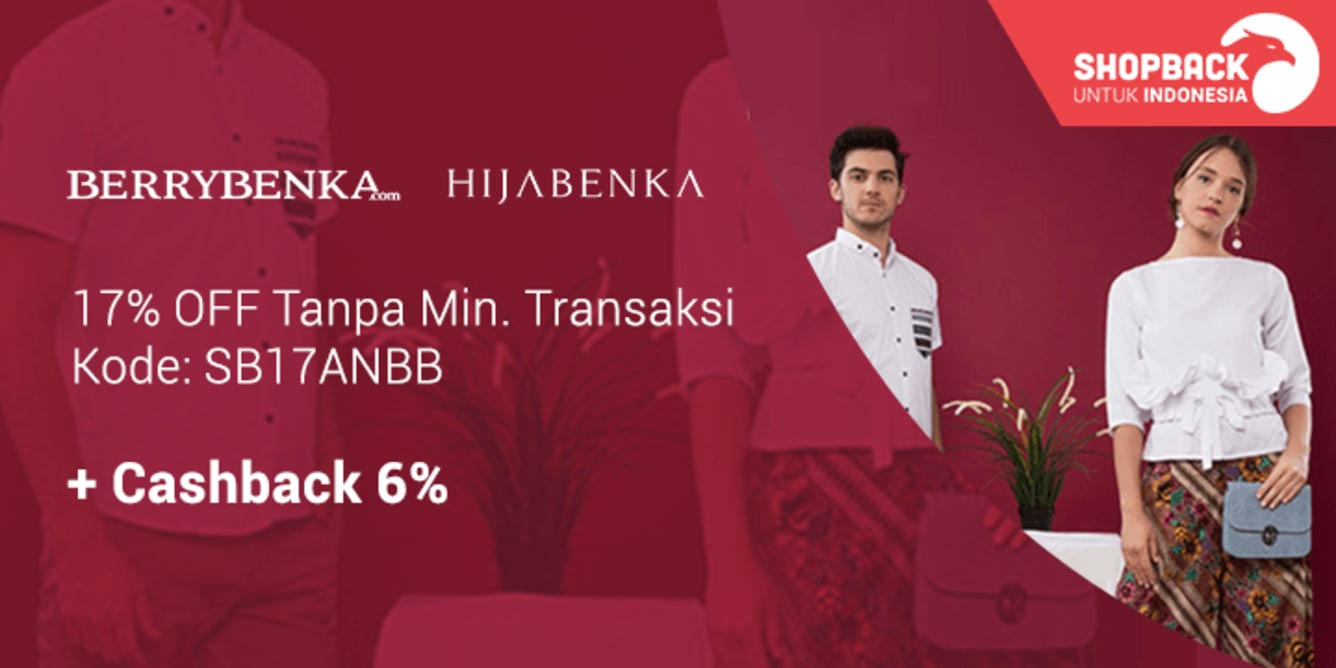Berrybenka 17% OFF
