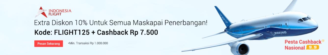 Indonesia Flight 99