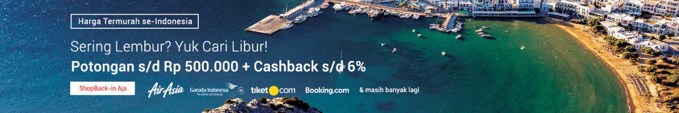 Week 3 - Promo Travel ShopBack