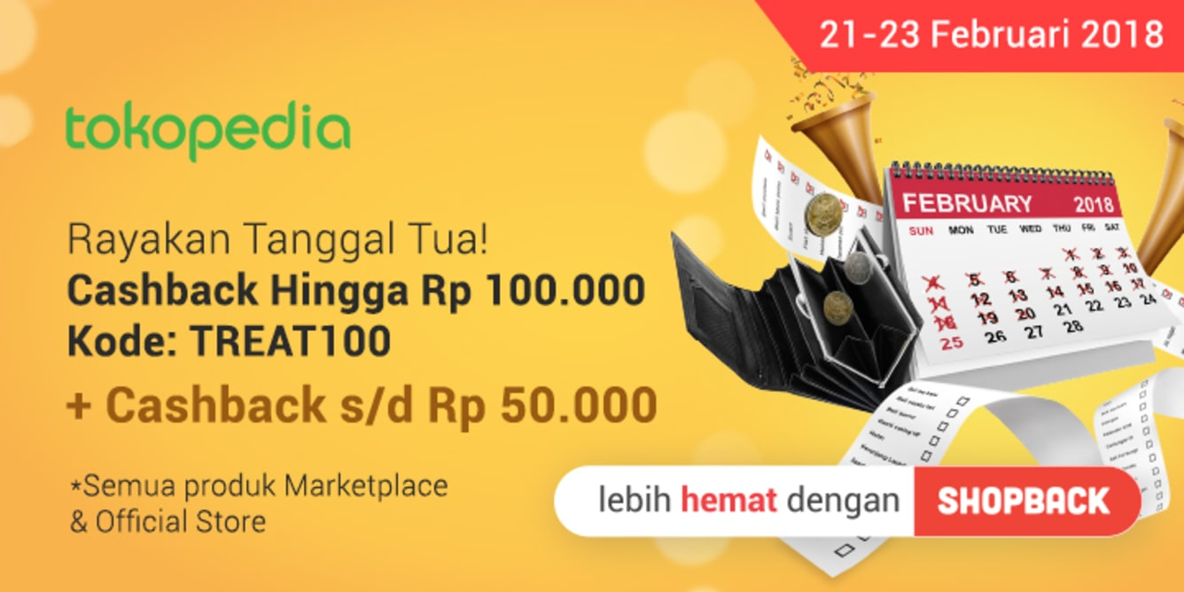 Week 8 - Promo Tokopedia
