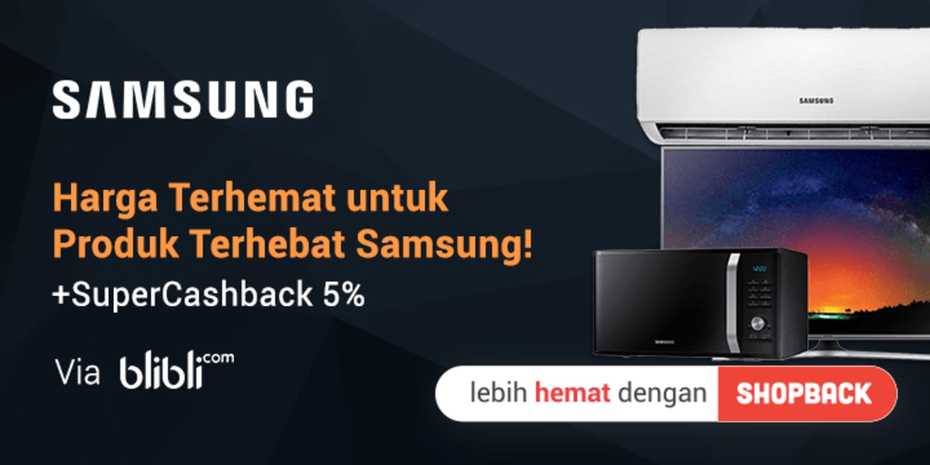 Week 17 - Promo Samsung Blibli