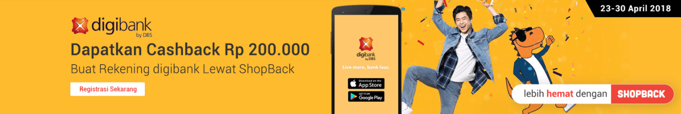 Week 17 - Promo Registrasi Digibank