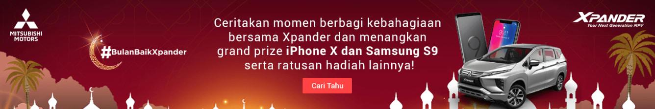Week 24 - Promo Xpander