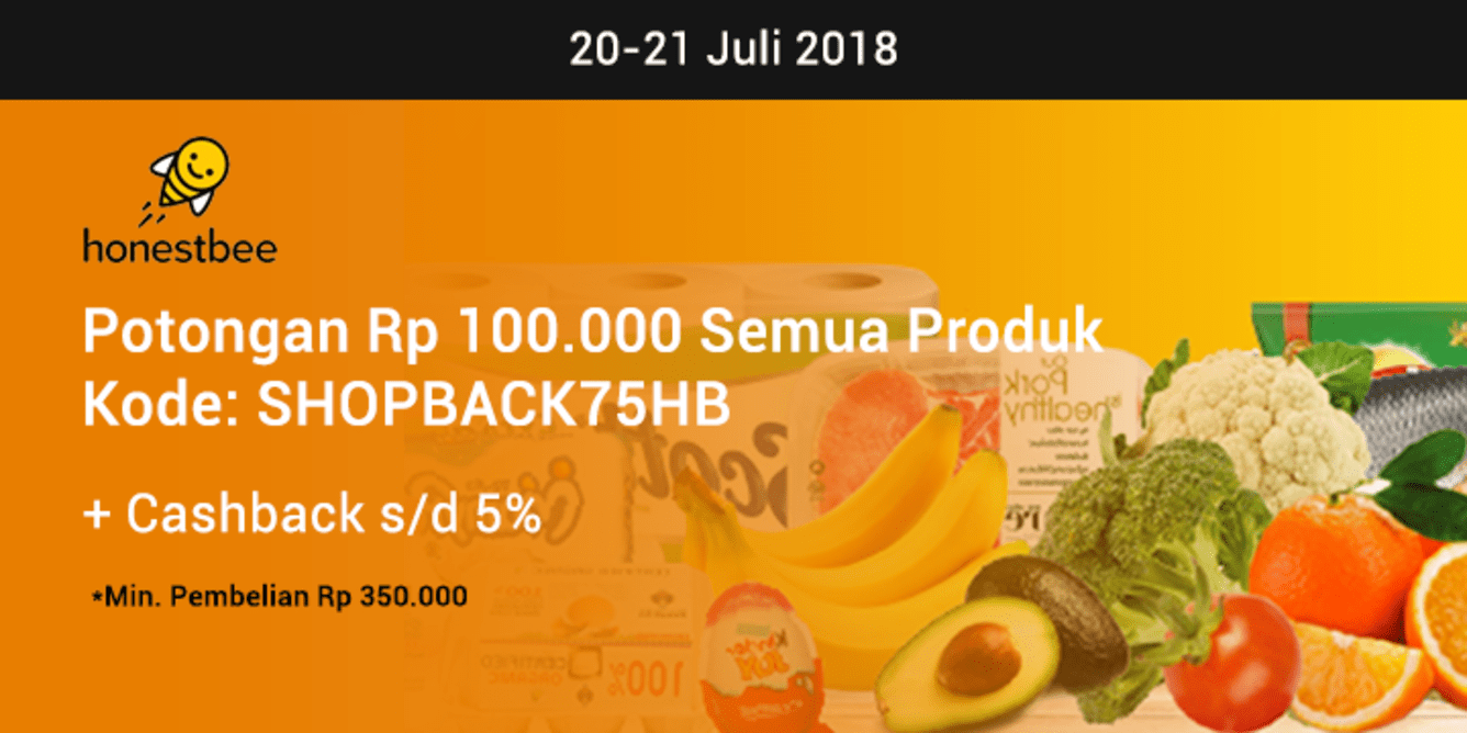 Week 28 - Promo Honestbee