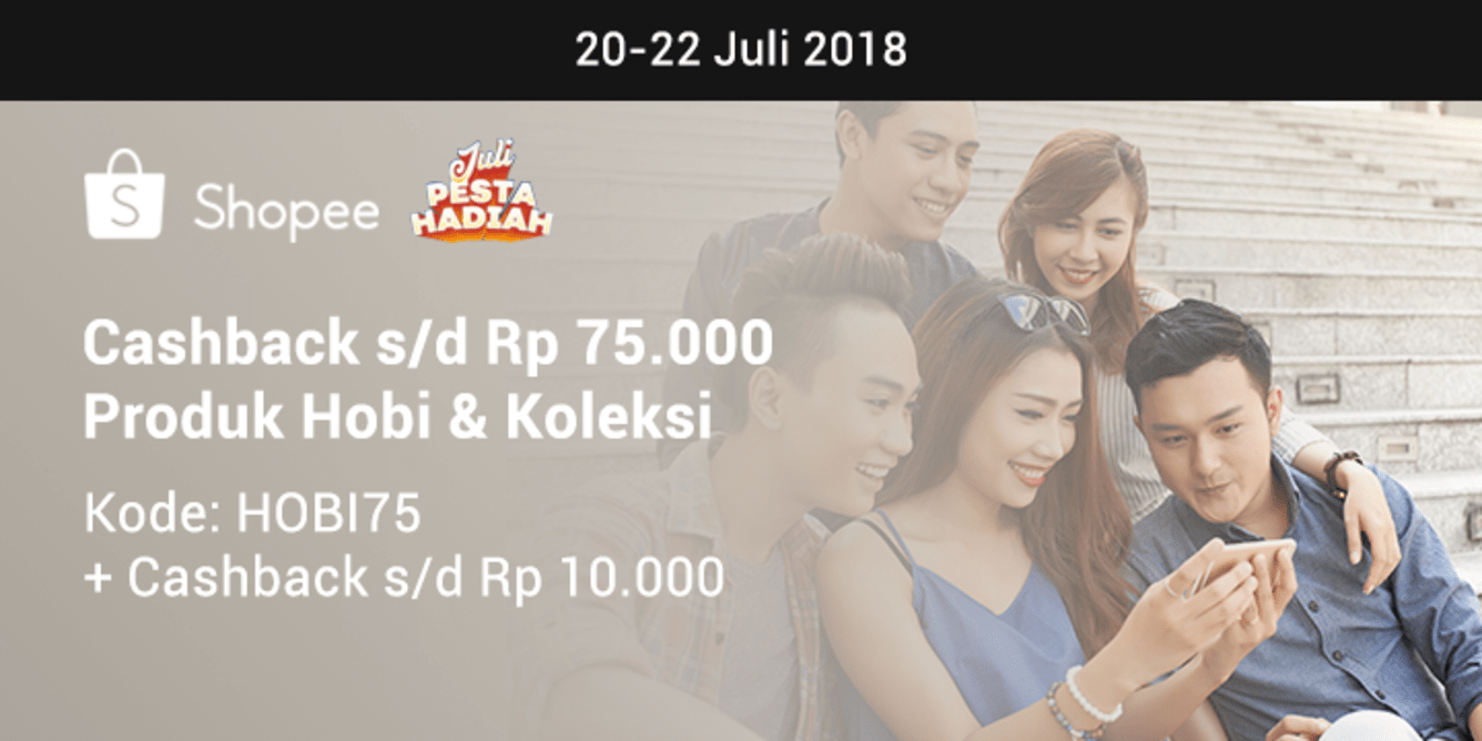 Week 28 - Promo Shopee