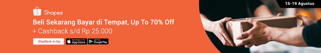 Week 32 - Promo Shopee
