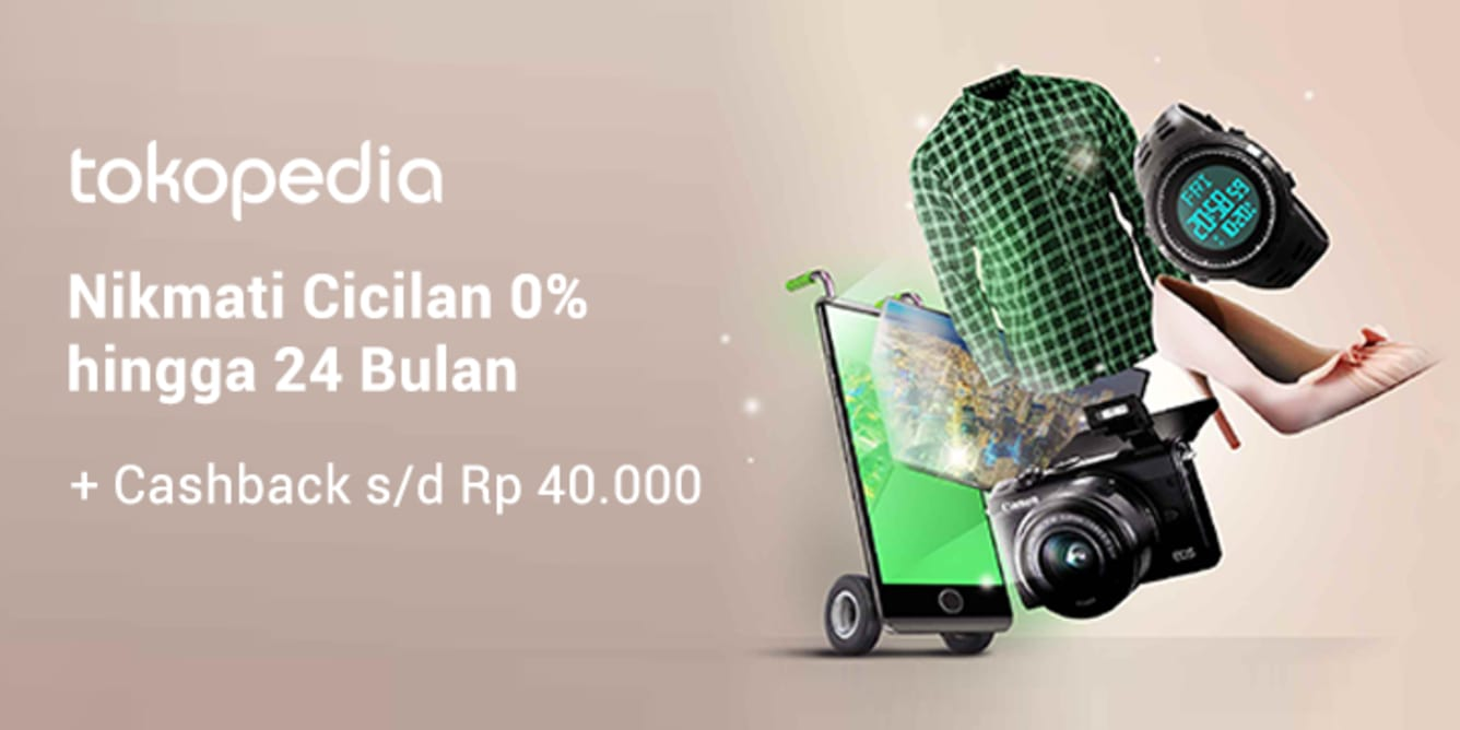 Week 32 - Promo Tokopedia