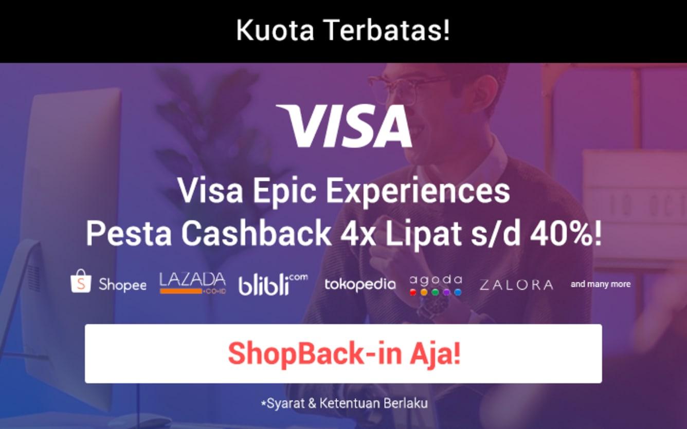 Week 37 - Promo VISA ShopFest