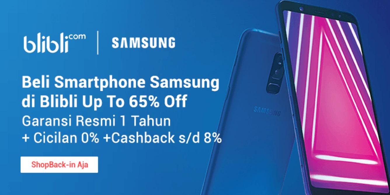 Week 37 - Promo Samsung Blibli