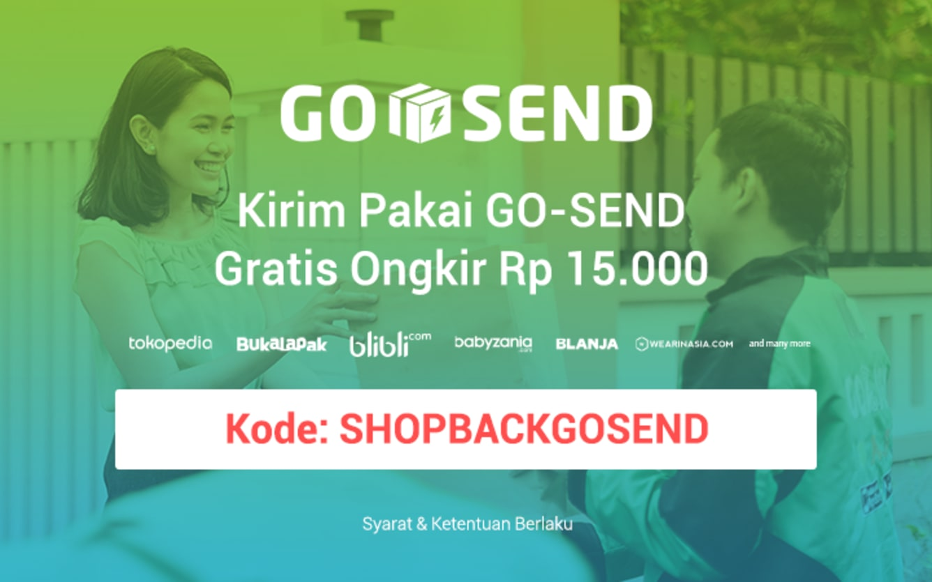 Week 41 - Promo GO-SEND
