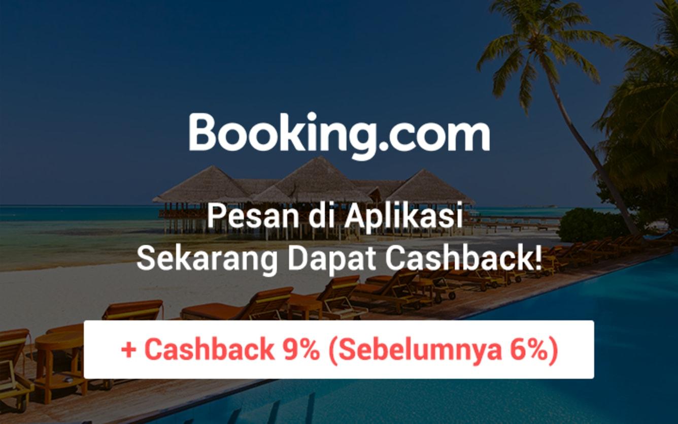 Week 38 - Promo Booking.com
