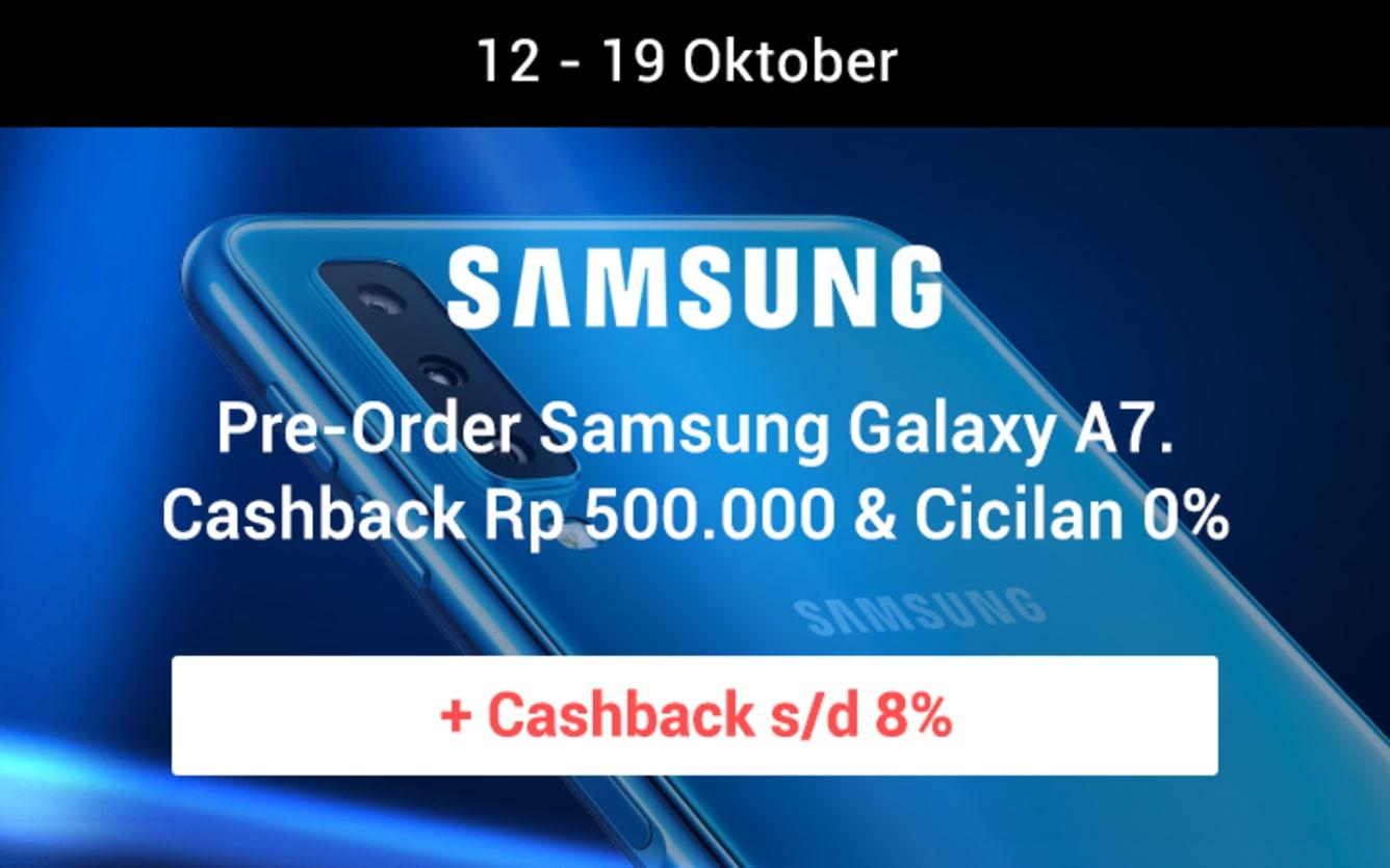 Week 41 - Promo Samsung Blibli