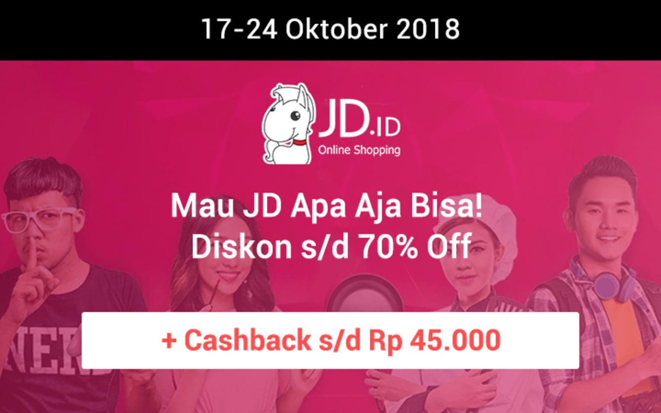 Week 41 - Promo JD.id