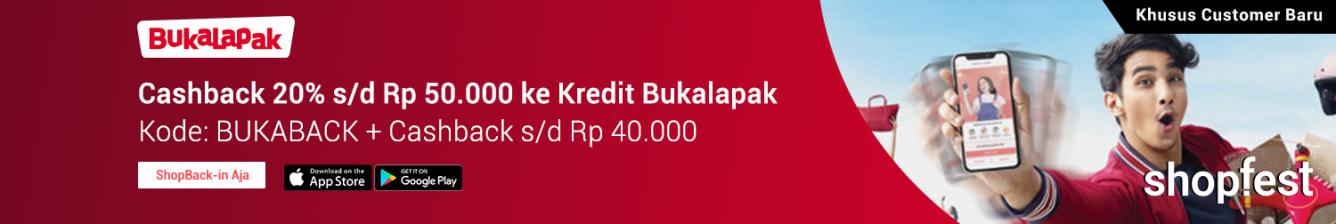 Week 41 - Promo Bukalapak