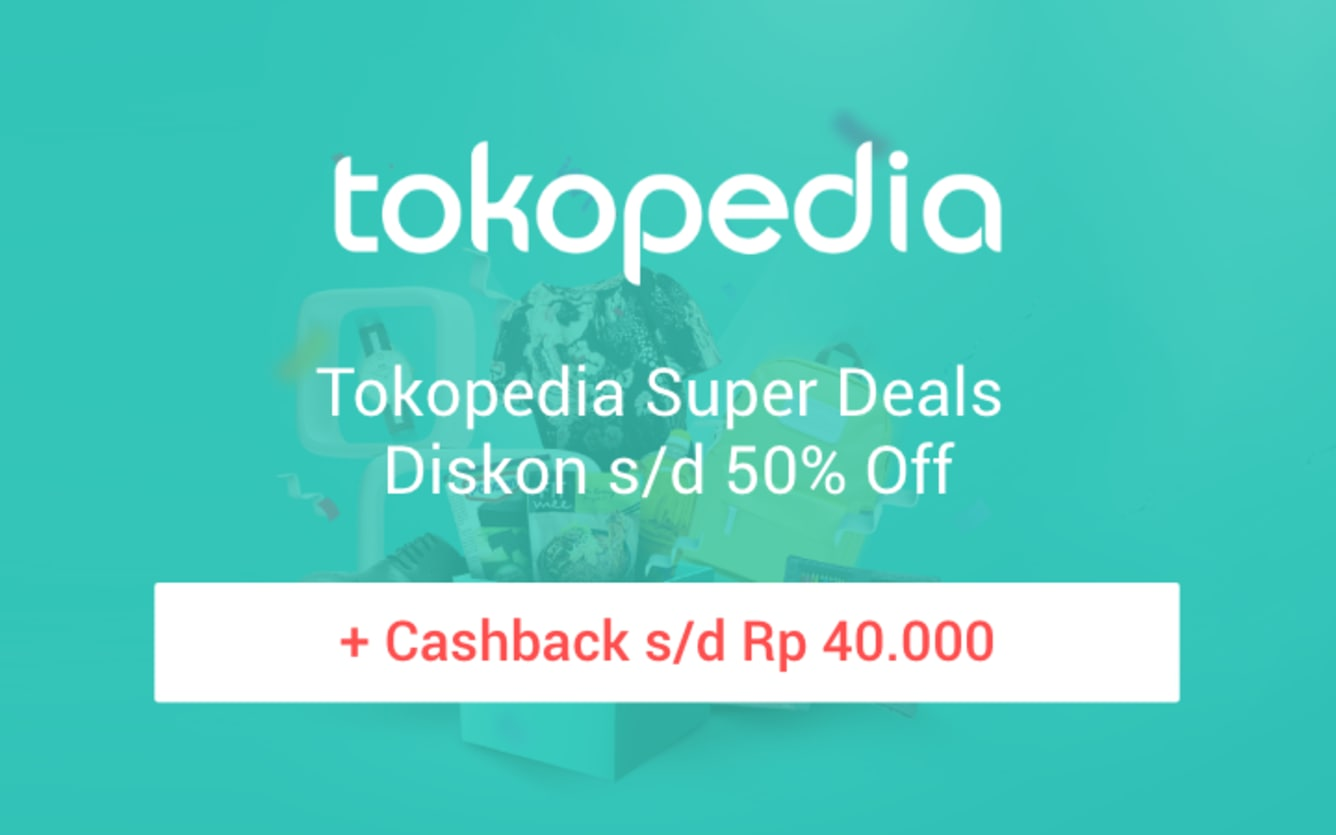 Week 42 - Promo Tokopedia