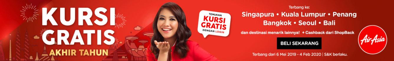 Week 45 - Promo AirAsia