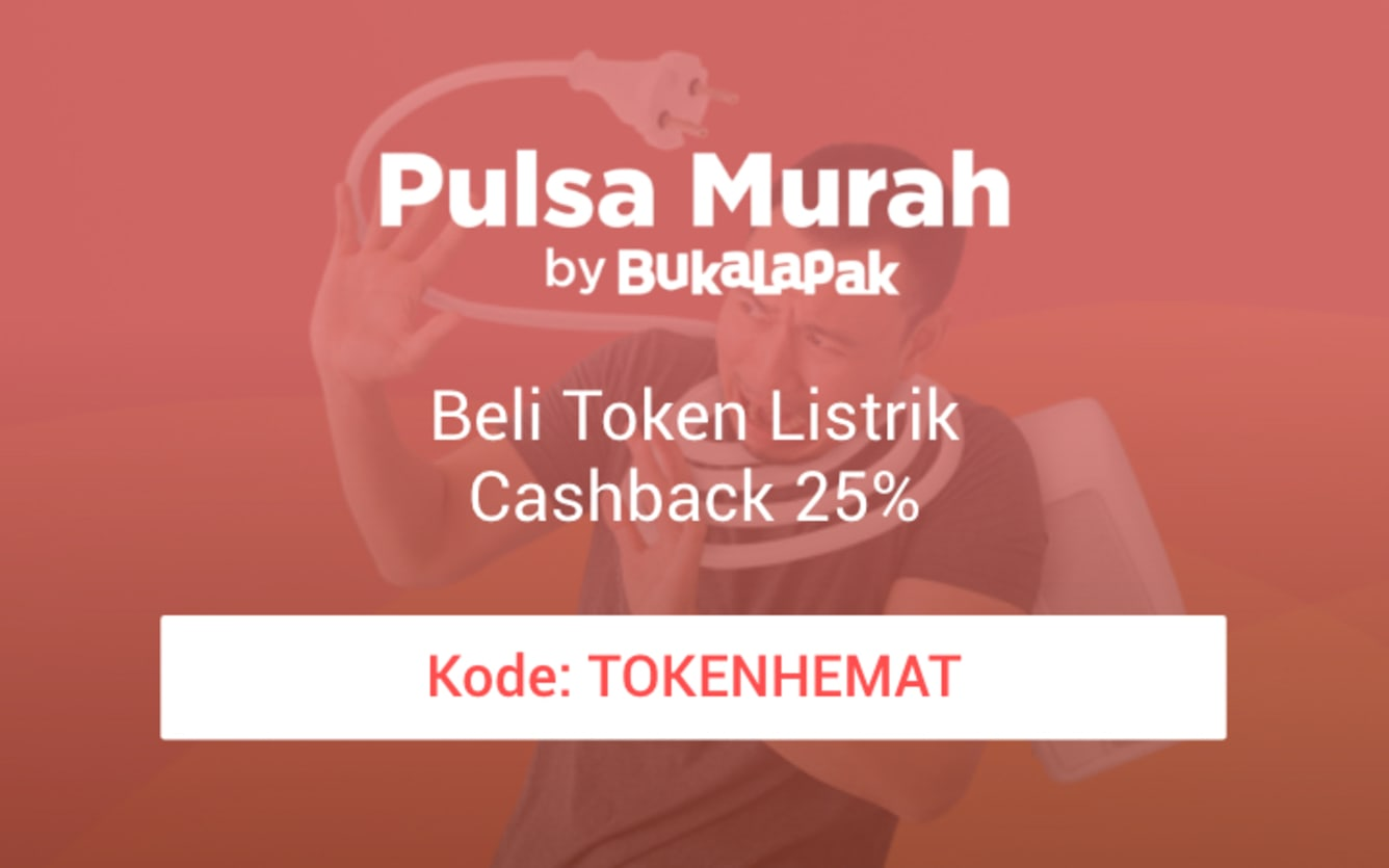 Week 46 - Promo Pulsa Bukalapak