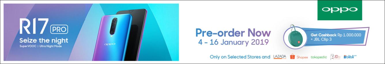 Week 3 - Promo Oppo