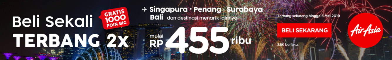 Week 49 - Promo AirAsia