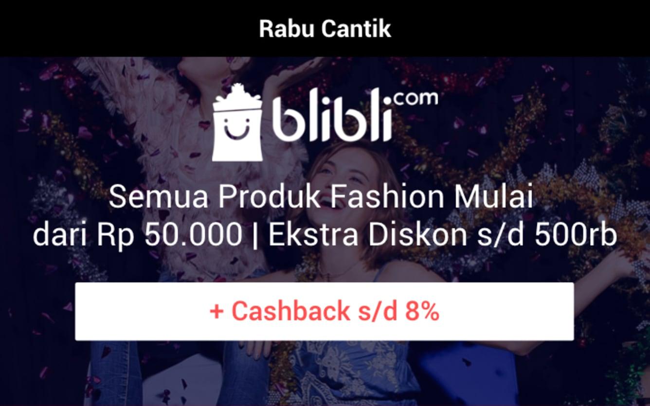 Week 50 - Promo Blibli