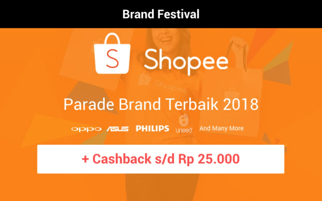 Week 50 - Promo Shopee