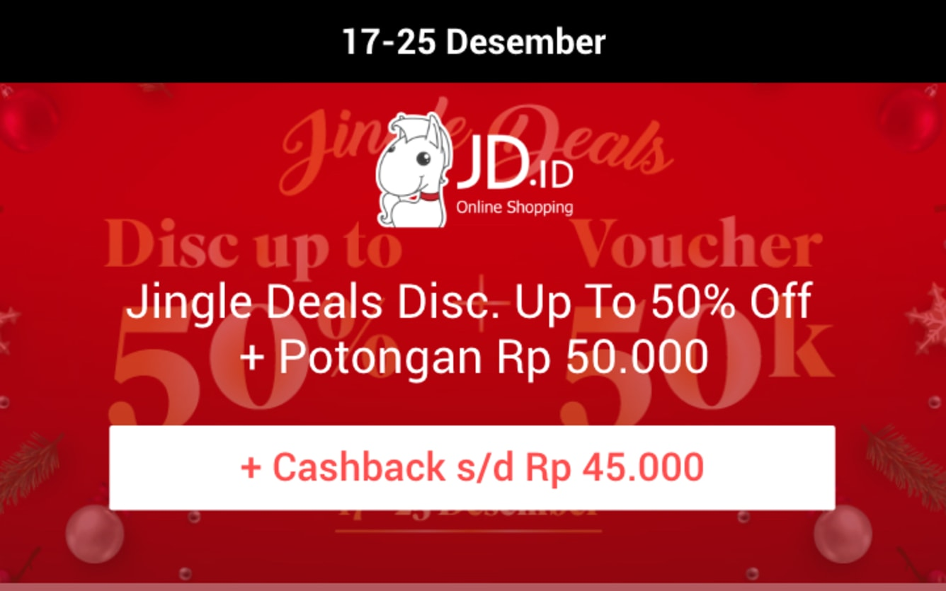 Week 50 - Promo JD.ID