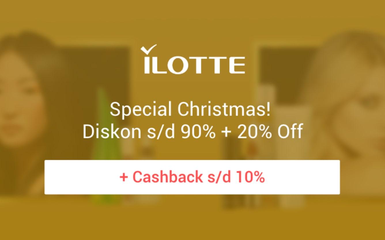 Week 50 - Promo iLOTTE