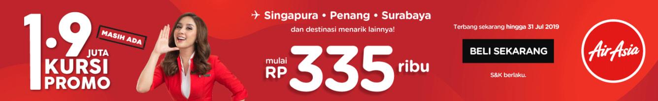 Week 3 - Promo AirAsia