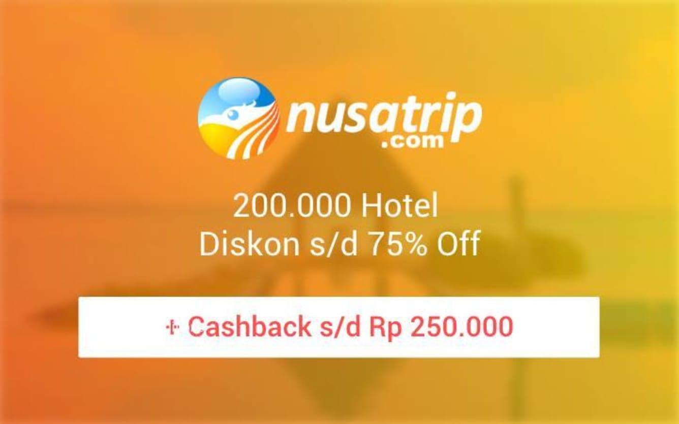 Week 3 - Promo NusaTrip