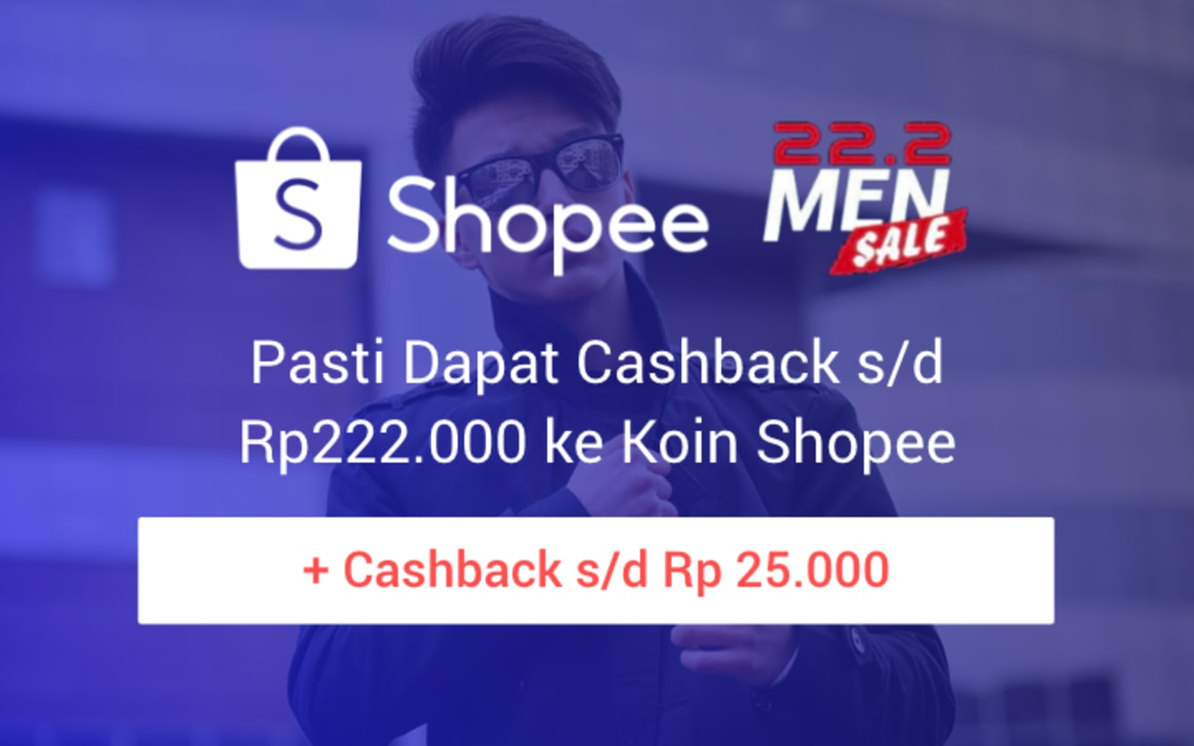 Week 7 - Promo Shopee