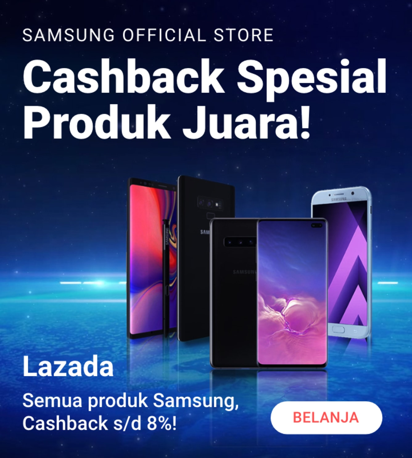 Week 12 - Promo Samsung