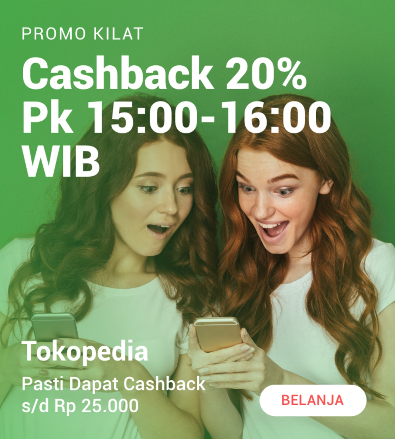 Week 12 - Promo Tokopedia