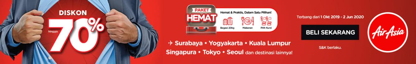 Week 17 - Promo AirAsia