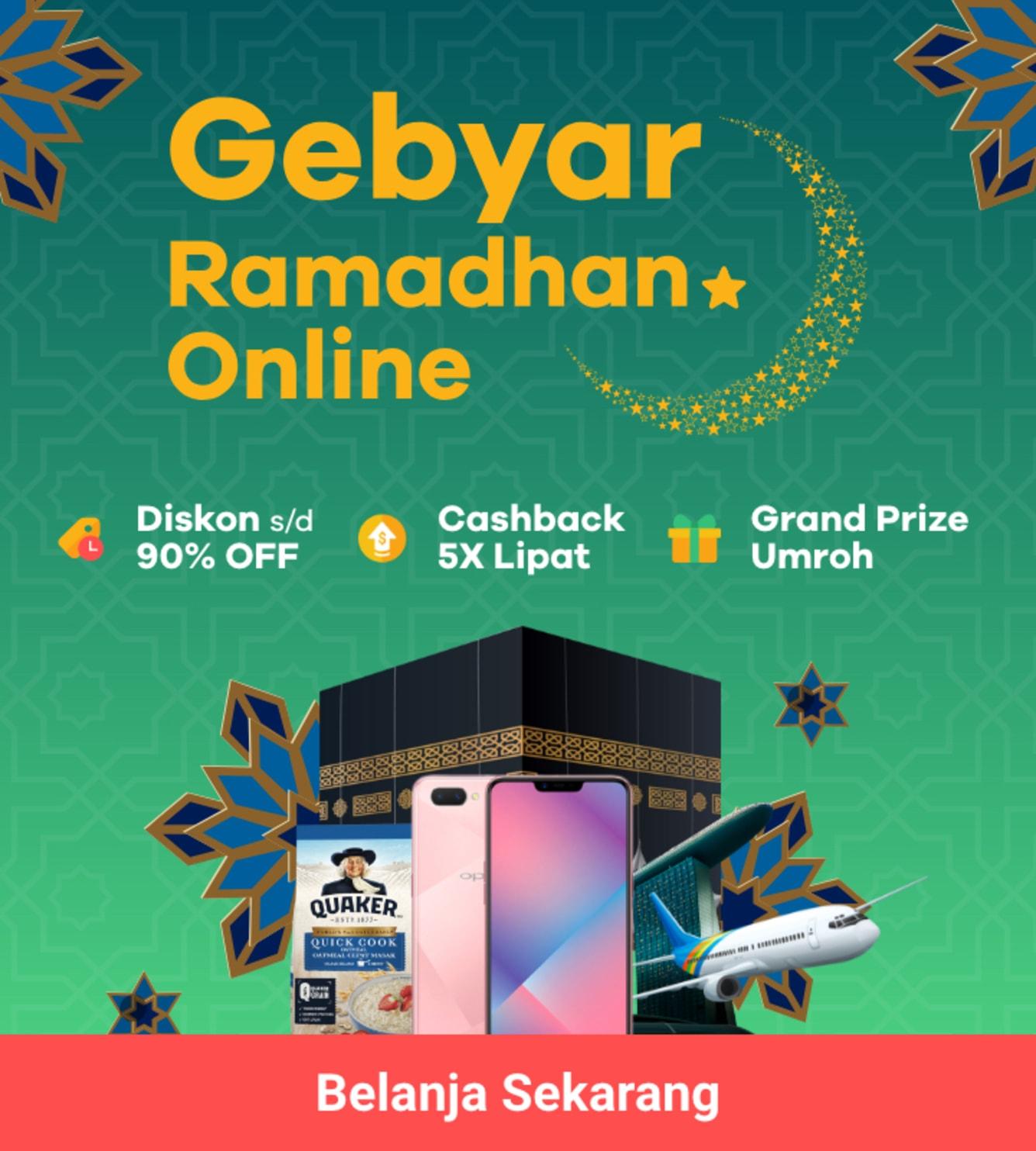 Week 20 - Promo Ramadhan 2019