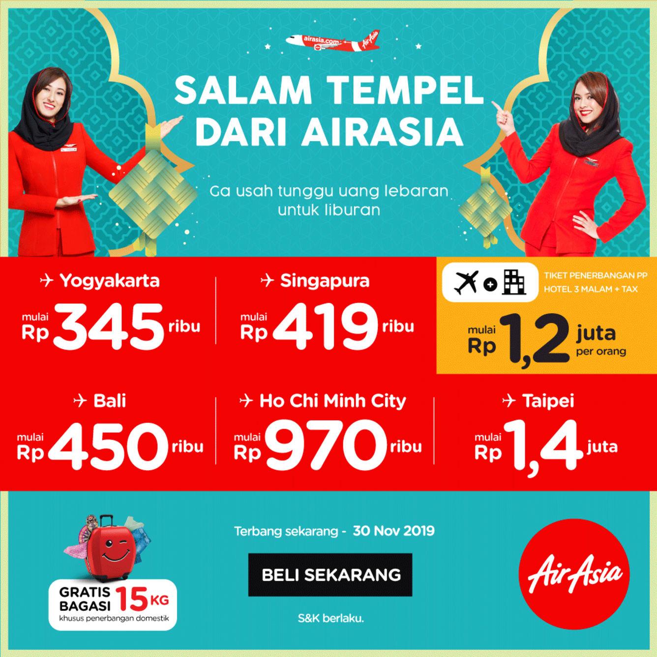 week 21 - Promo Air Asia
