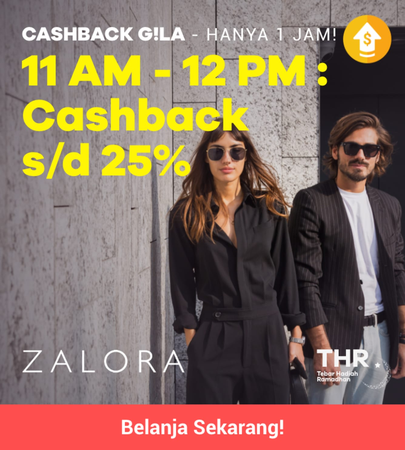 Week 21 - THR Zalora