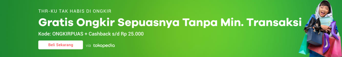 Week 21 - Promo Tokopedia